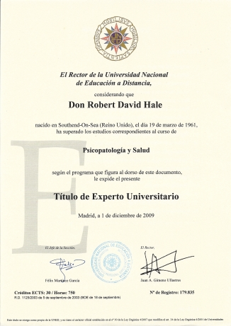 Experto Health Psychology