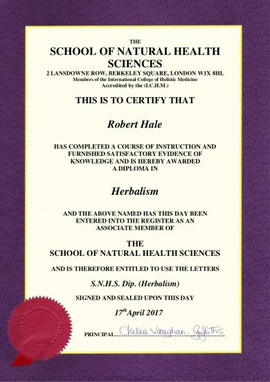 Herbalism_Diploma